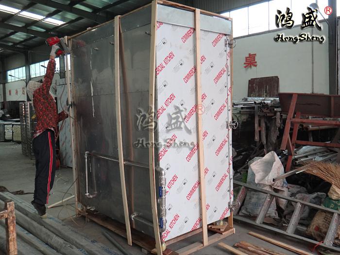 50*70大型蒸房 单门蒸房定做 馒头蒸房生产厂家 定做各种馒头蒸房